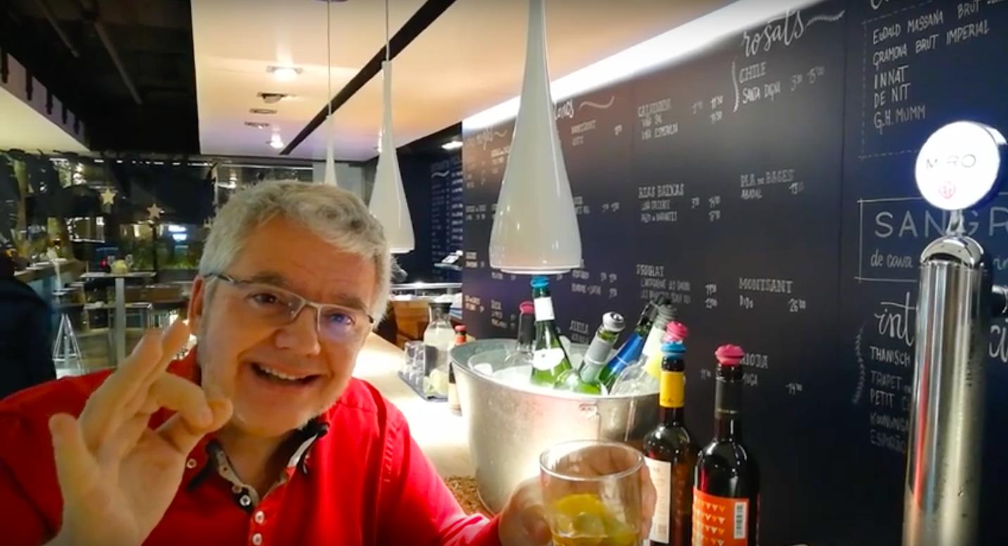 L'escriptor Màrius Serra.   TOT Barcelona