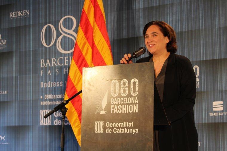 L'alcaldessa Ada Colau, en una imatge d'arxiu