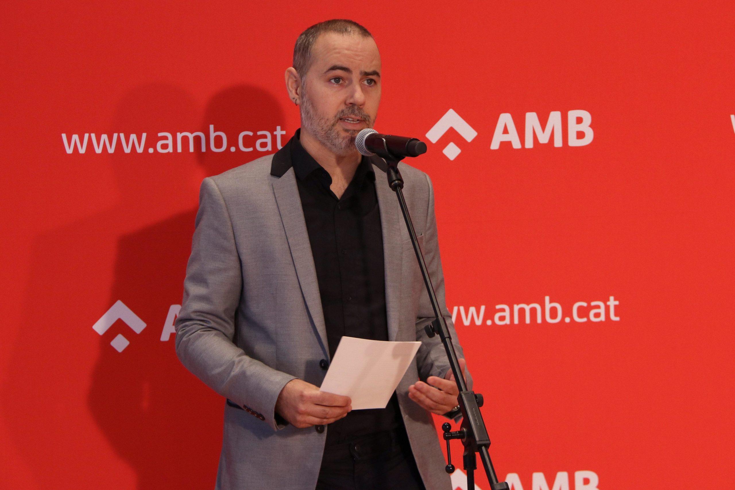 Eloi Badia, vicepresident de Medi Ambient de l'AMB i regidor de Barcelona, en una imatge d'arxiu / ACN