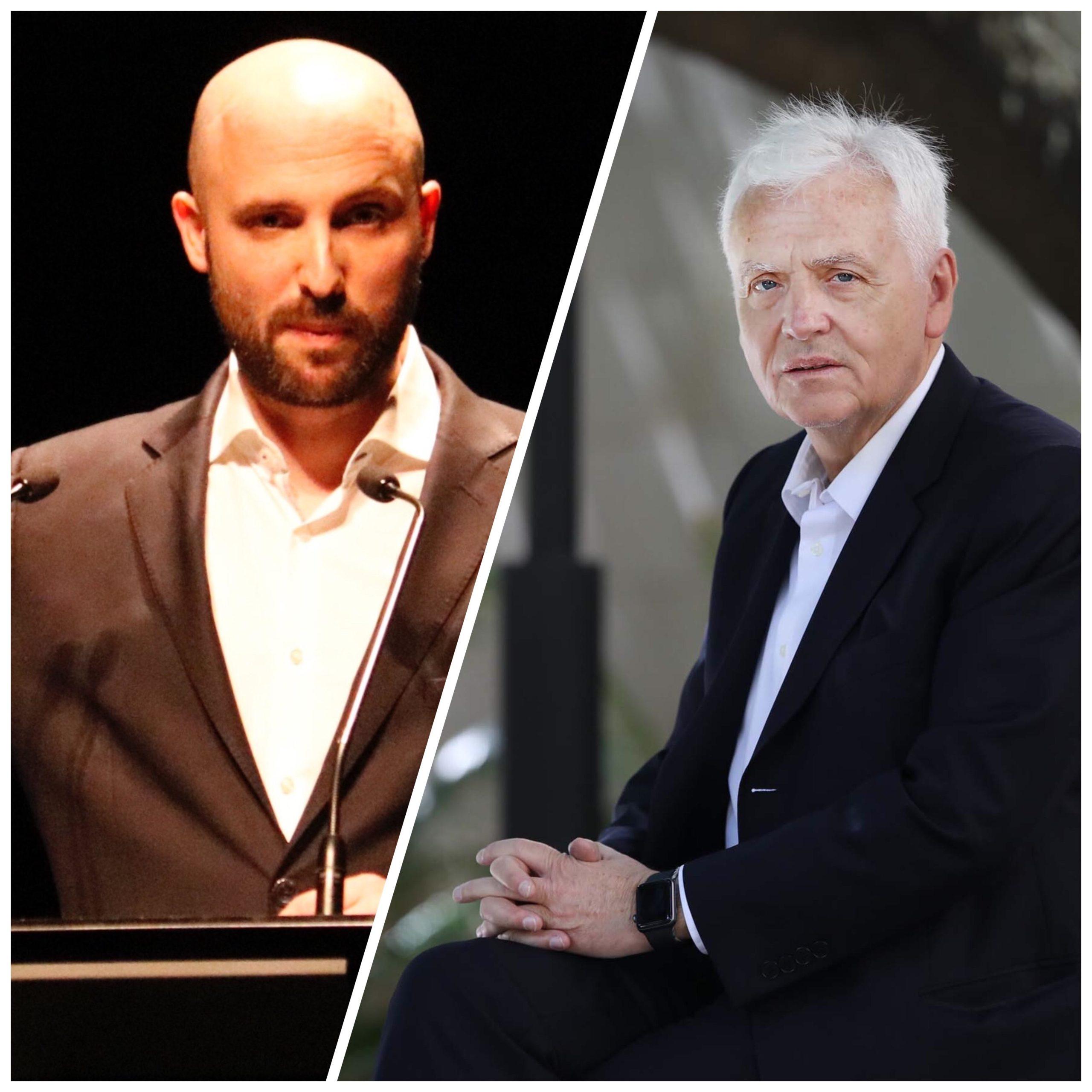Jordi Graupera i Ferran Mascarell / ACN / Jordi Play