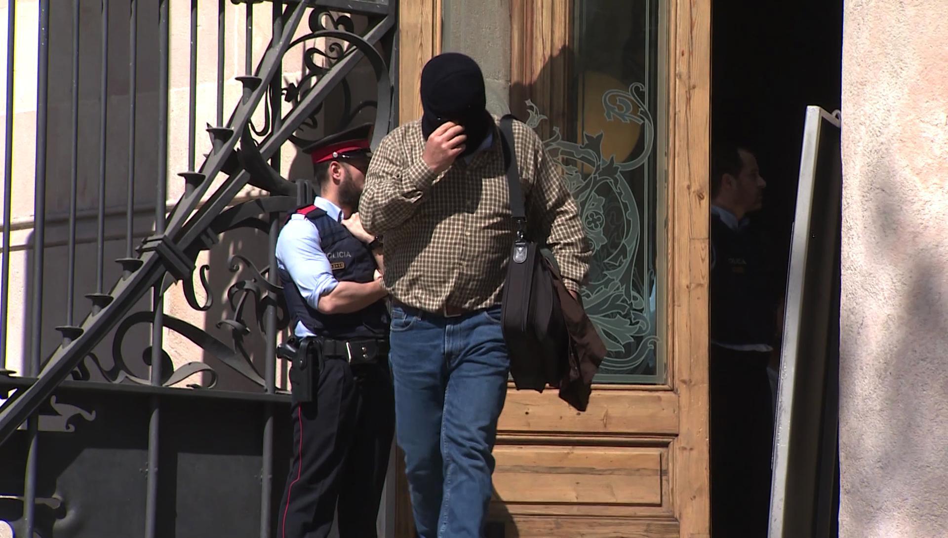 L'acusat per abusos als Maristes, Joaquín Benítez.   Europa Press