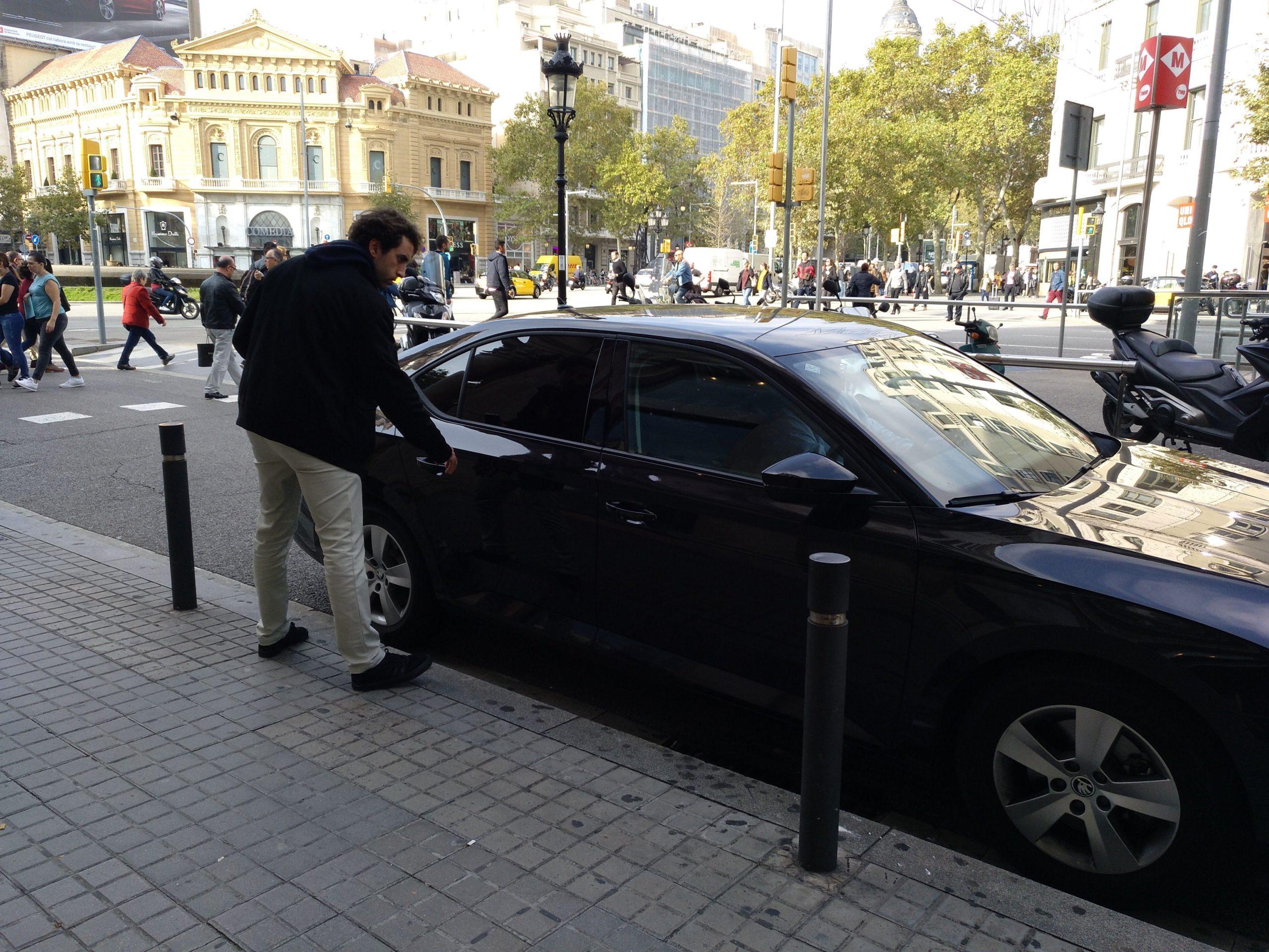 Cabify, a Barcelona | Meritxell Martínez