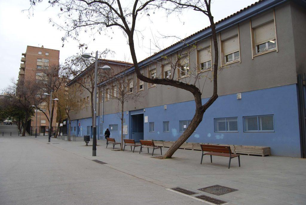 L'escola Ramon Casas, una de les incsrites en el projecte. / Xtec - Escola Ramon Casas