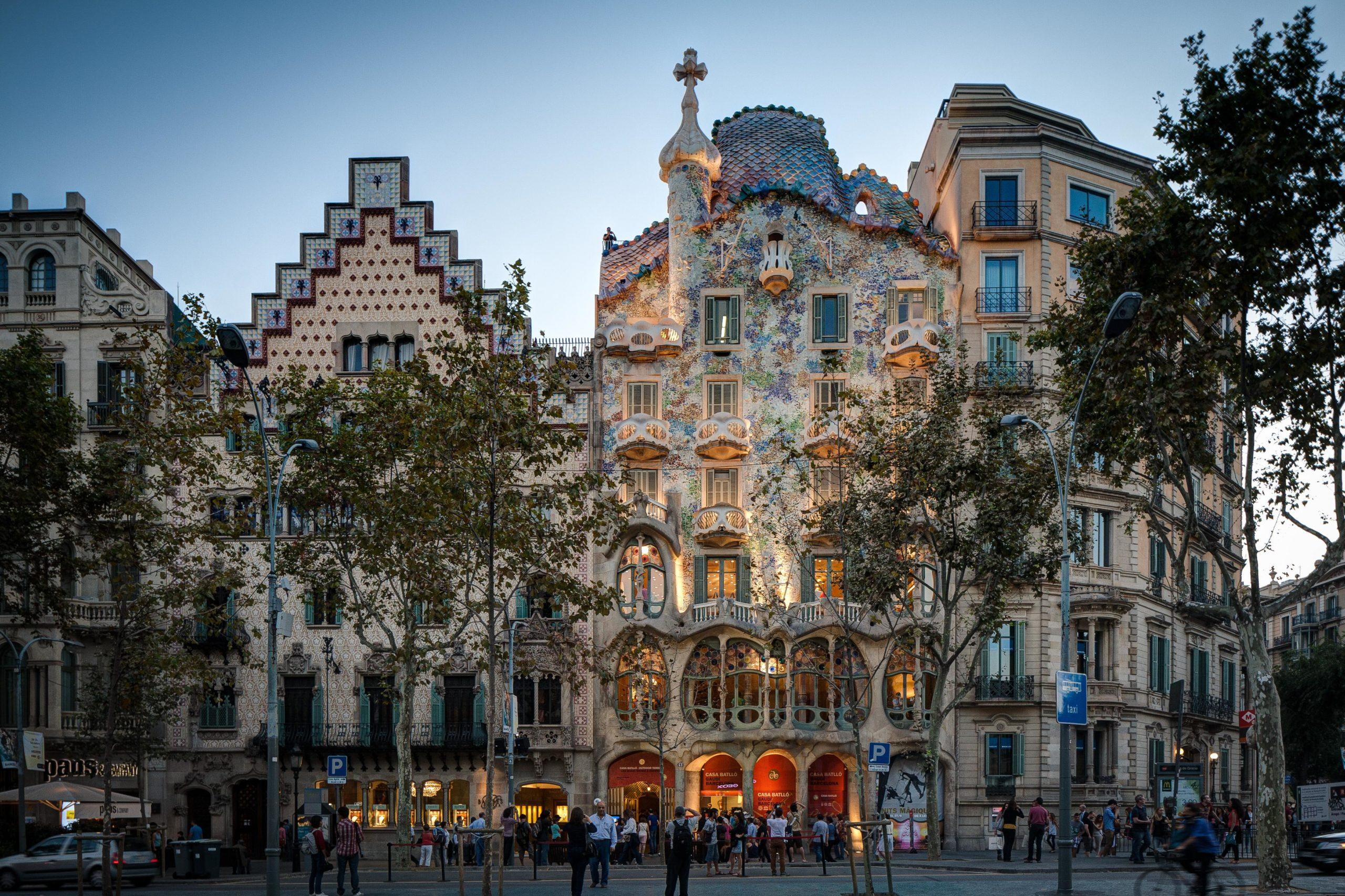 La Casa Batlló obre les seves portes als catalans amb una oferta especial / Wikimedia/ChristianSchd