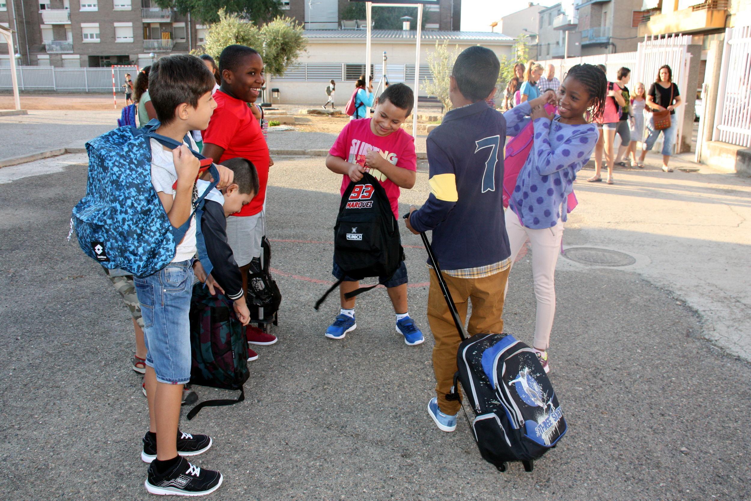 Imatge d'arxiu d'una escola / ACN (Miret S.)