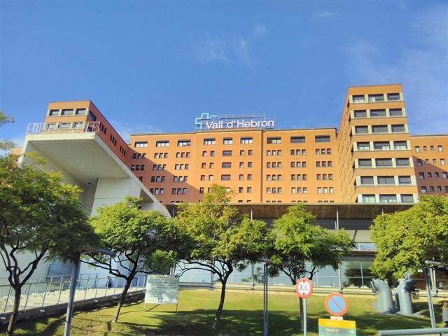 L'entrada de l'hospital Vall d'Hebron, en una imatge d'arxiu / Europa Press