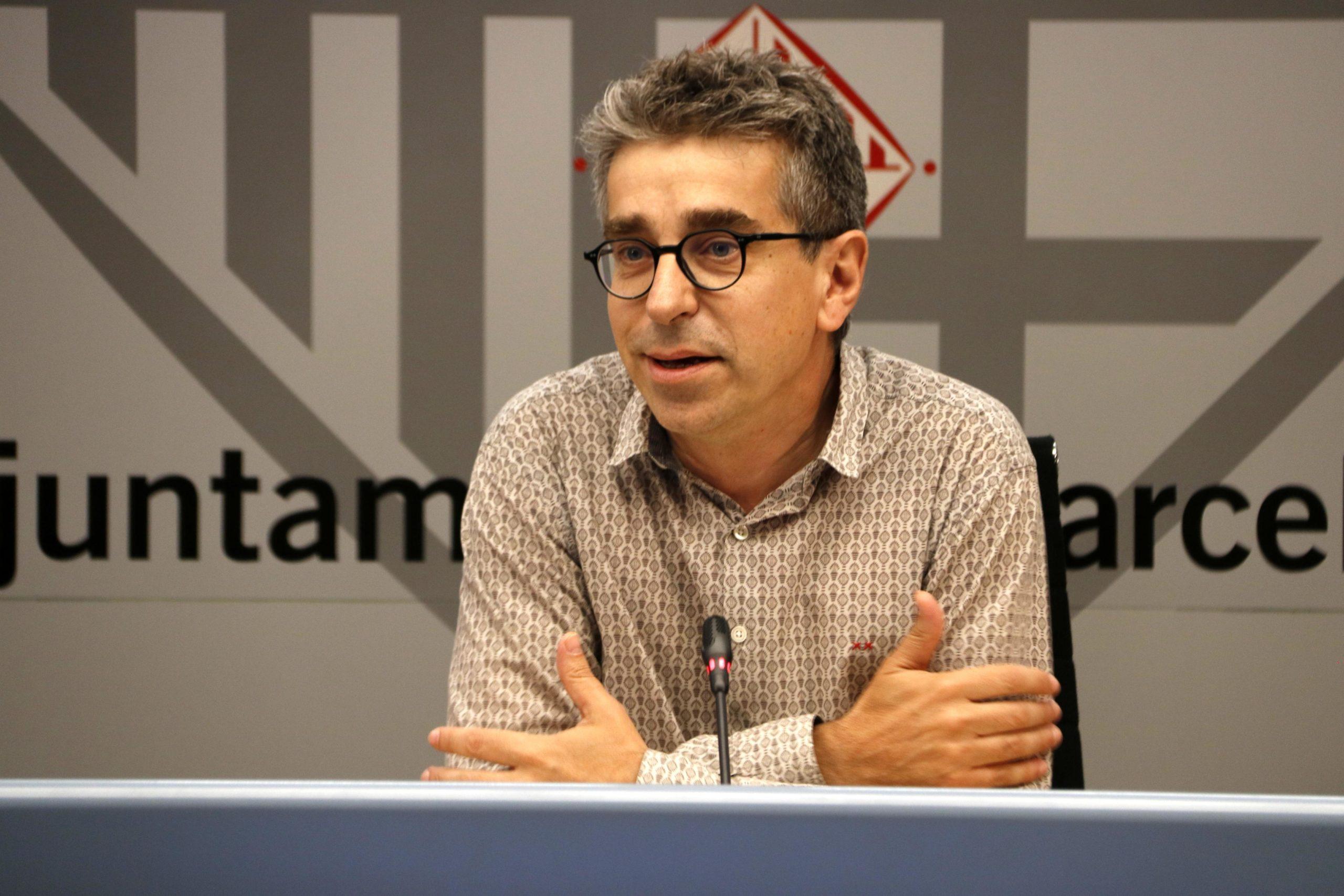 El tinent d'alcalde Jordi Martí, en una imatge d'arxiu / ACN