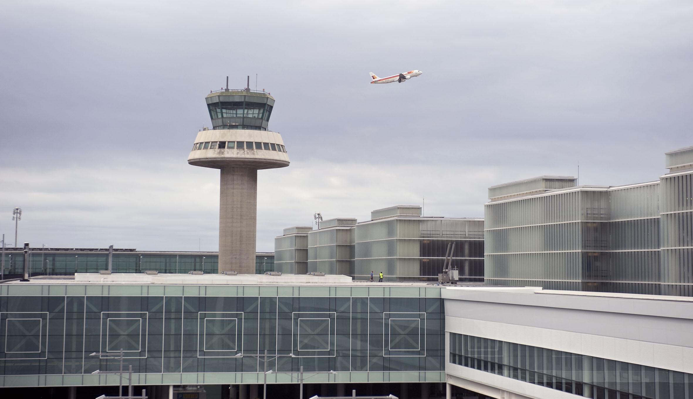 Imatge d'arxiu de la Terminal 1 de l'aeroport del Prat  / Iberia