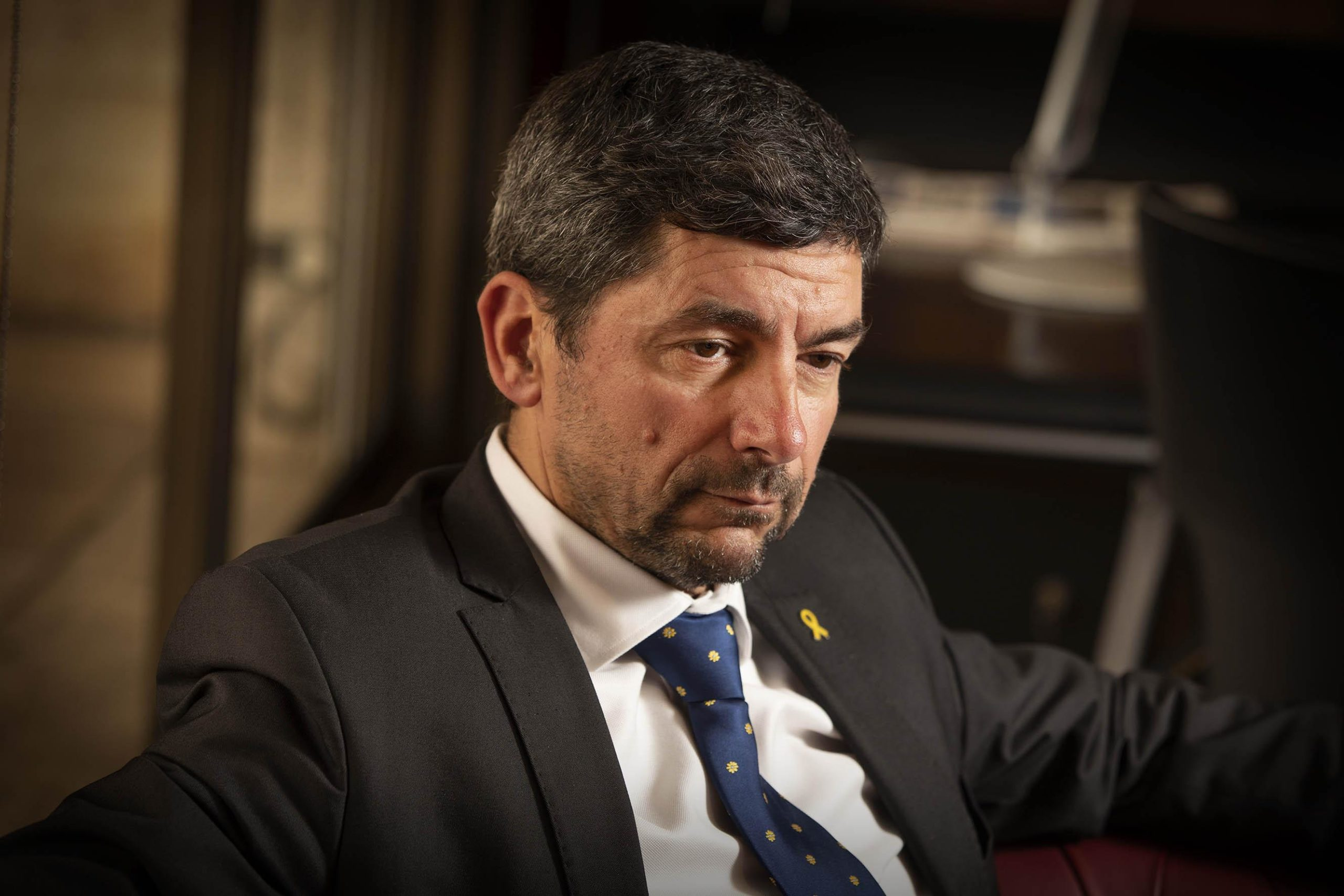 El president de la Cambra de Comerç, Joan Canadell / Jordi Play