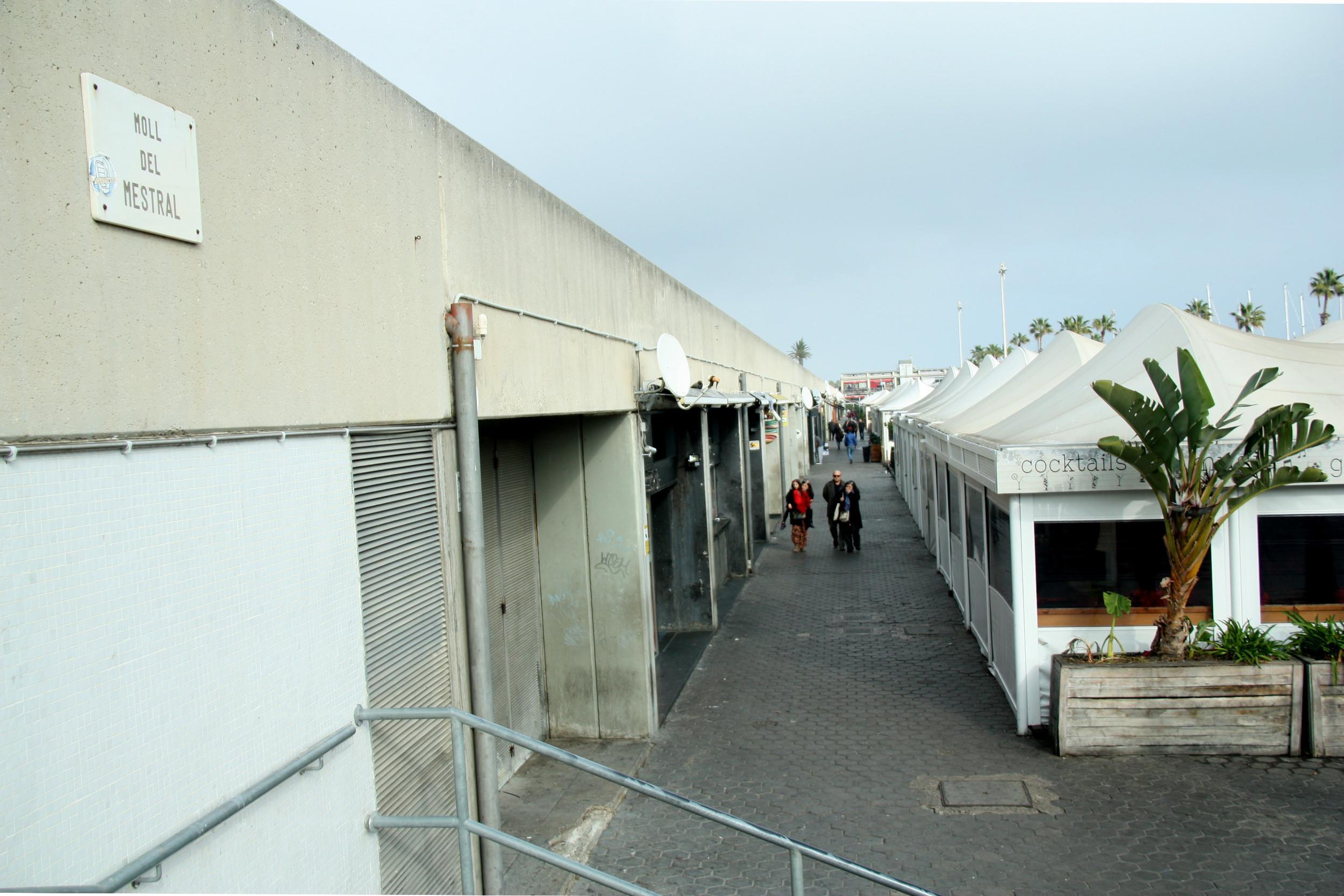 Zona de discoteques del Port Olímpic | ACN