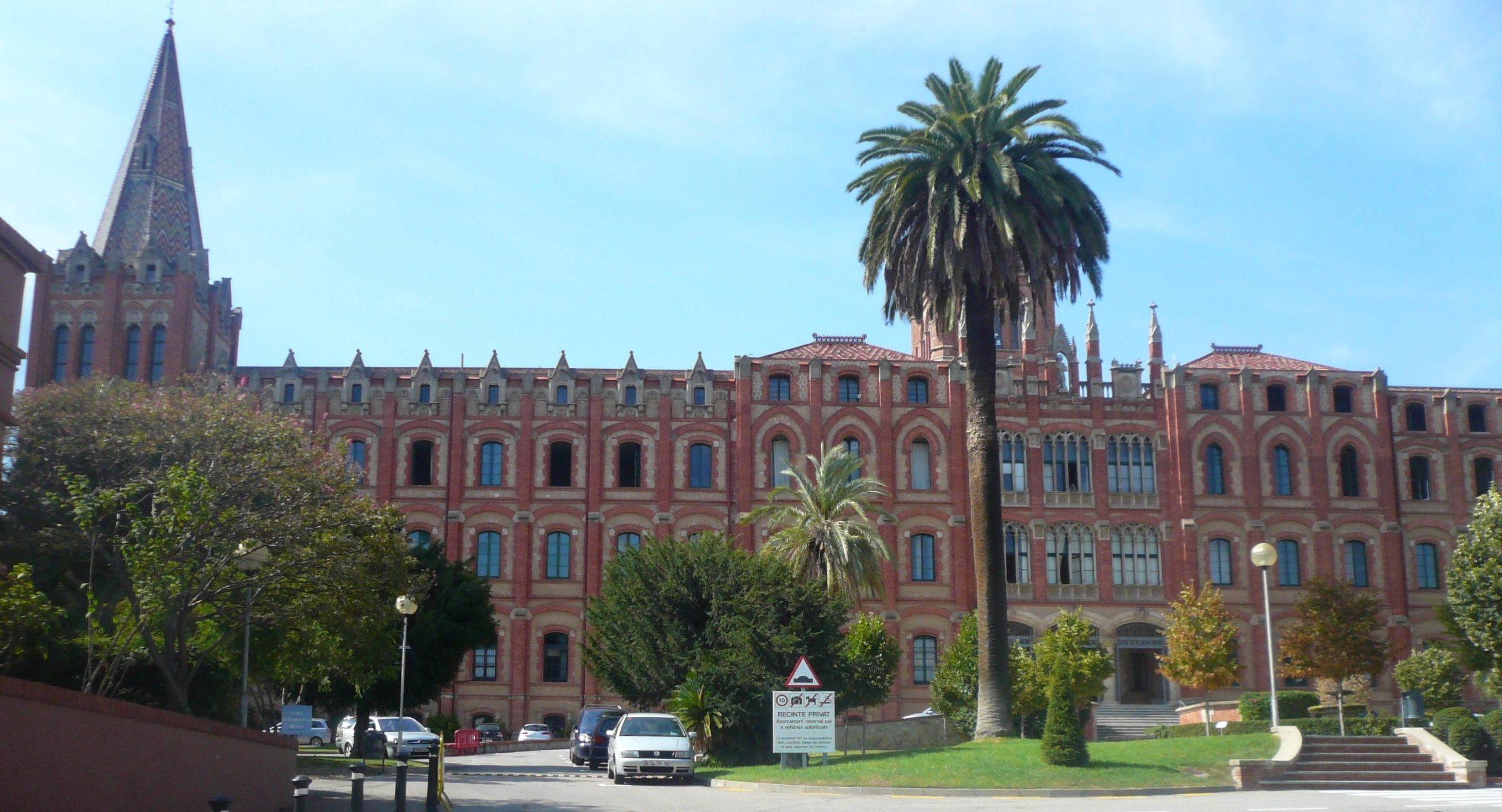 L'escola Sant Ignasi |Pere López