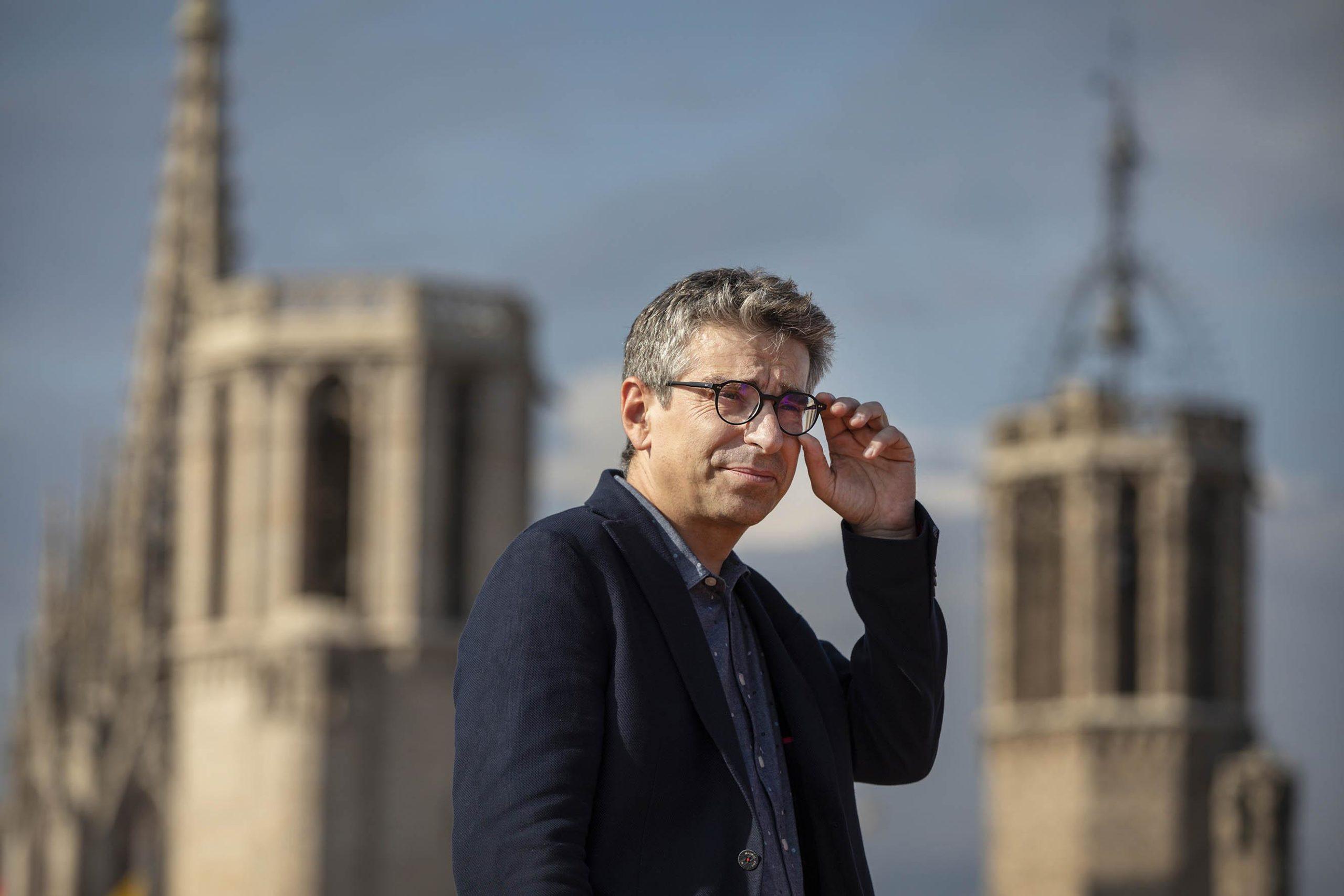Jordi Martí, regidor de Presidència, Pressupostos i Pla de Barris, en una imatge d'arxiu / Jordi Play