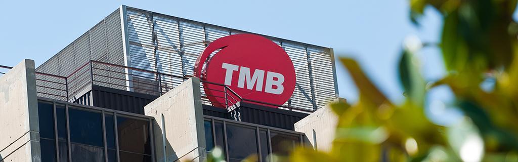 Seu de l'empresa pública del metro i bus de Barcelona / TMB