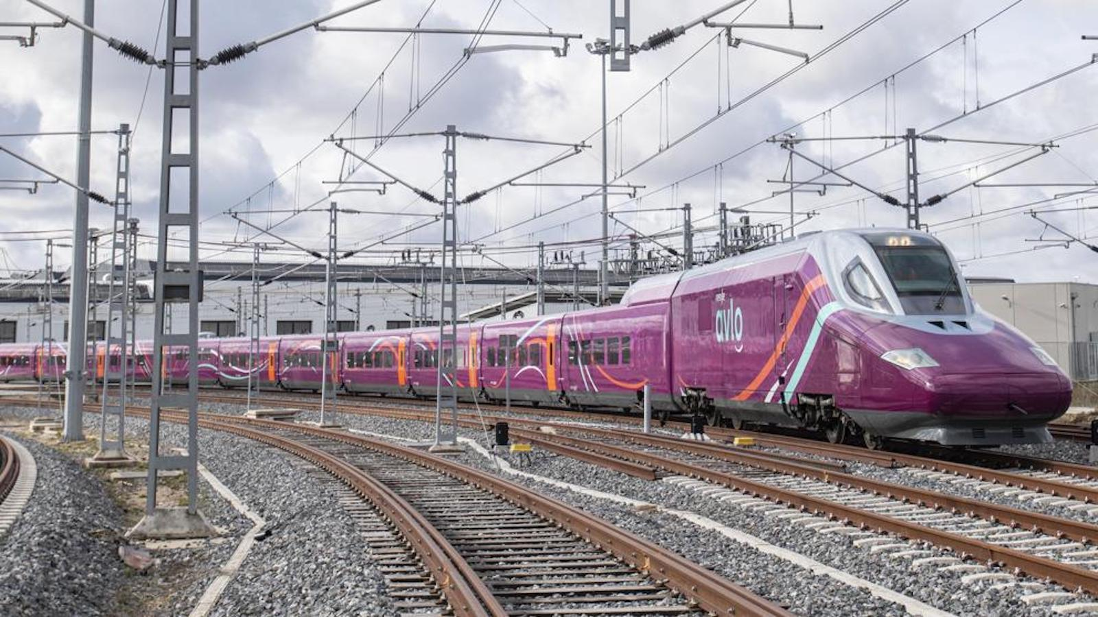Tren de l'AVLO, l'AVE 'low cost' / Europa Press
