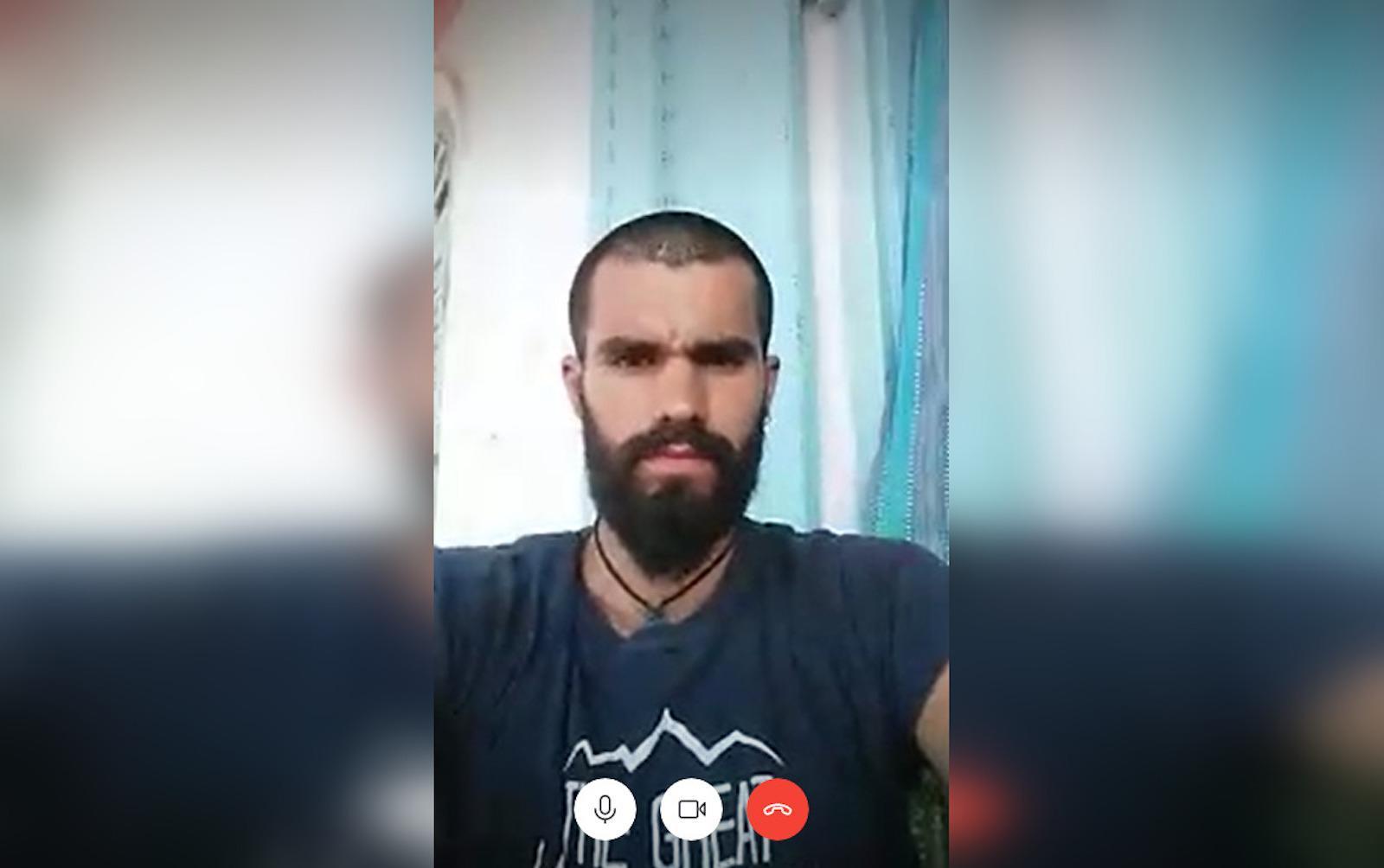 Dani Benedicto, atrapat a l'Índia pel coronavirus : TOT Barcelona