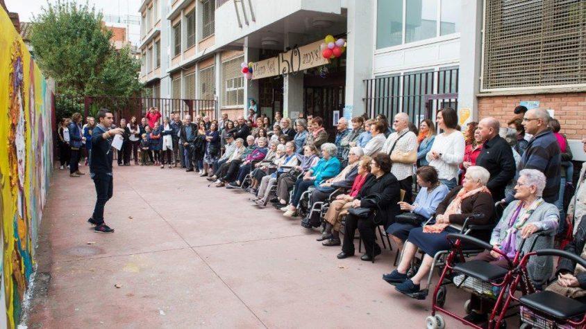 L'acte de cloenda del 15oè aniversari de la casa asil / Fundació Casa Asil