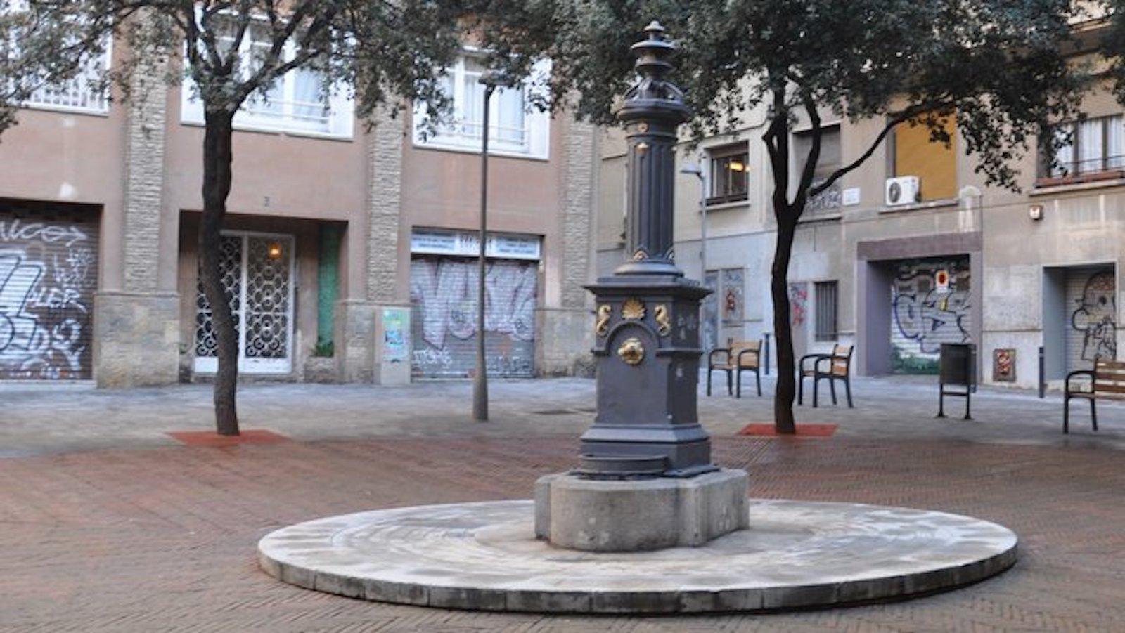 Una font municipal   BCN Ecologia