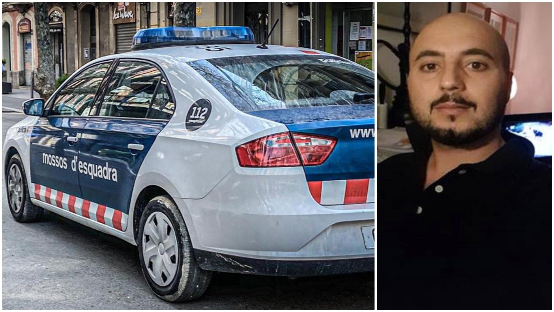 Els Mossos d'Esquadra cerquen a Ayad Mirza, un jove suec desaparegut a la Barceloneta / Mossos