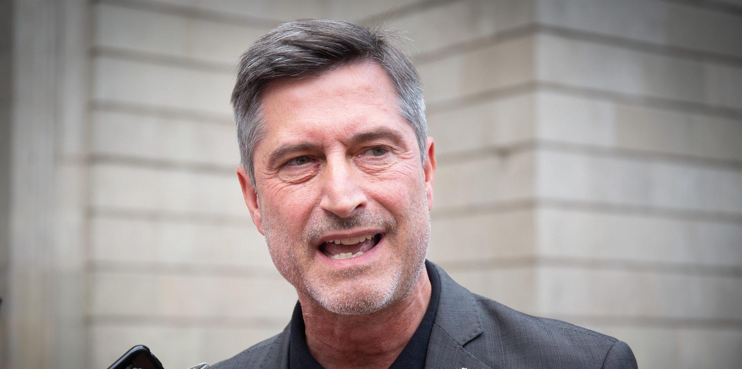 El portaveu de Junts per Catalunya a l'Ajuntament, Jordi Martí, en imatge d'arxiu / Europa Press (David Zorrakino)
