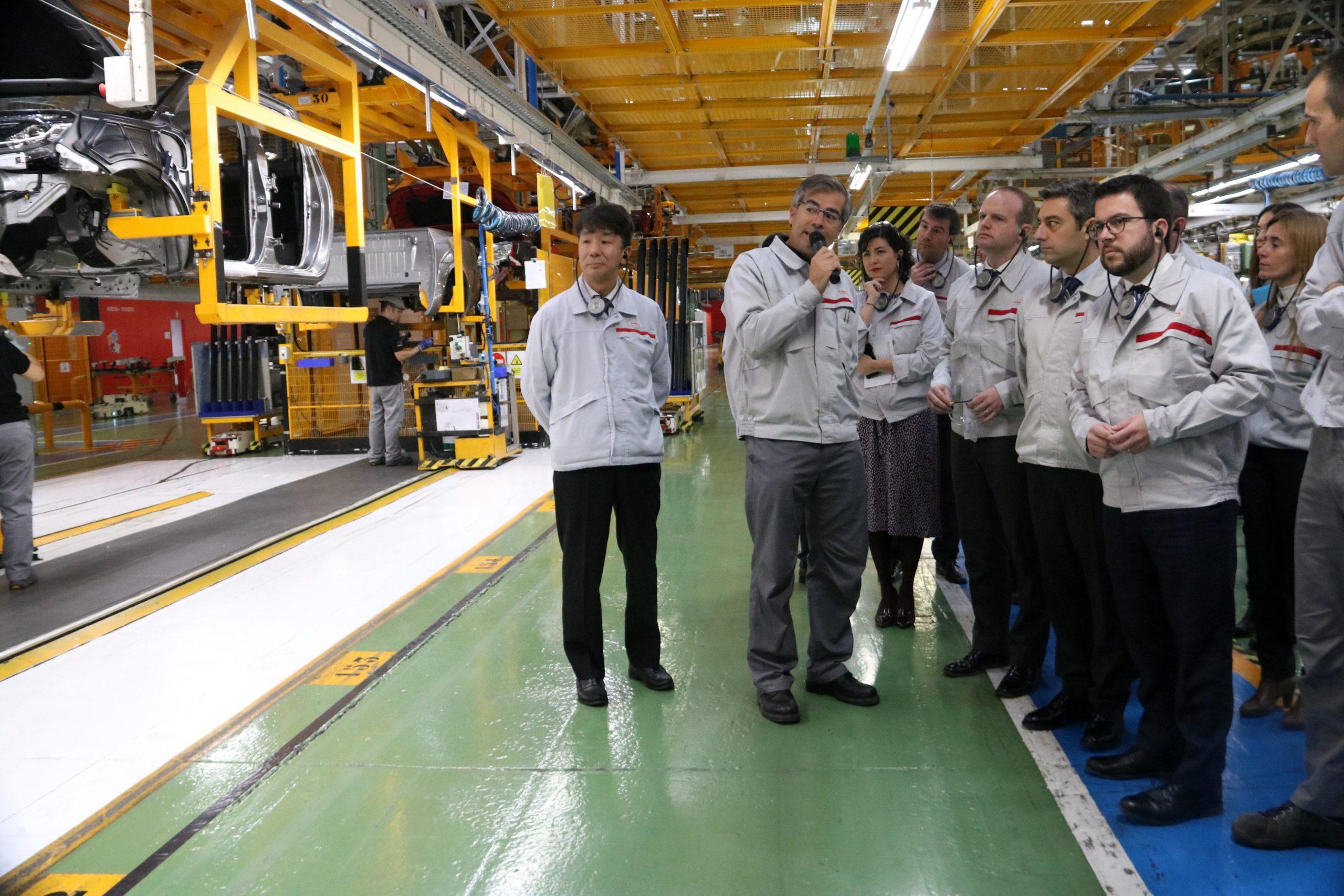 Imatge d'arxiu de la Nissan Zona Franca / ACN
