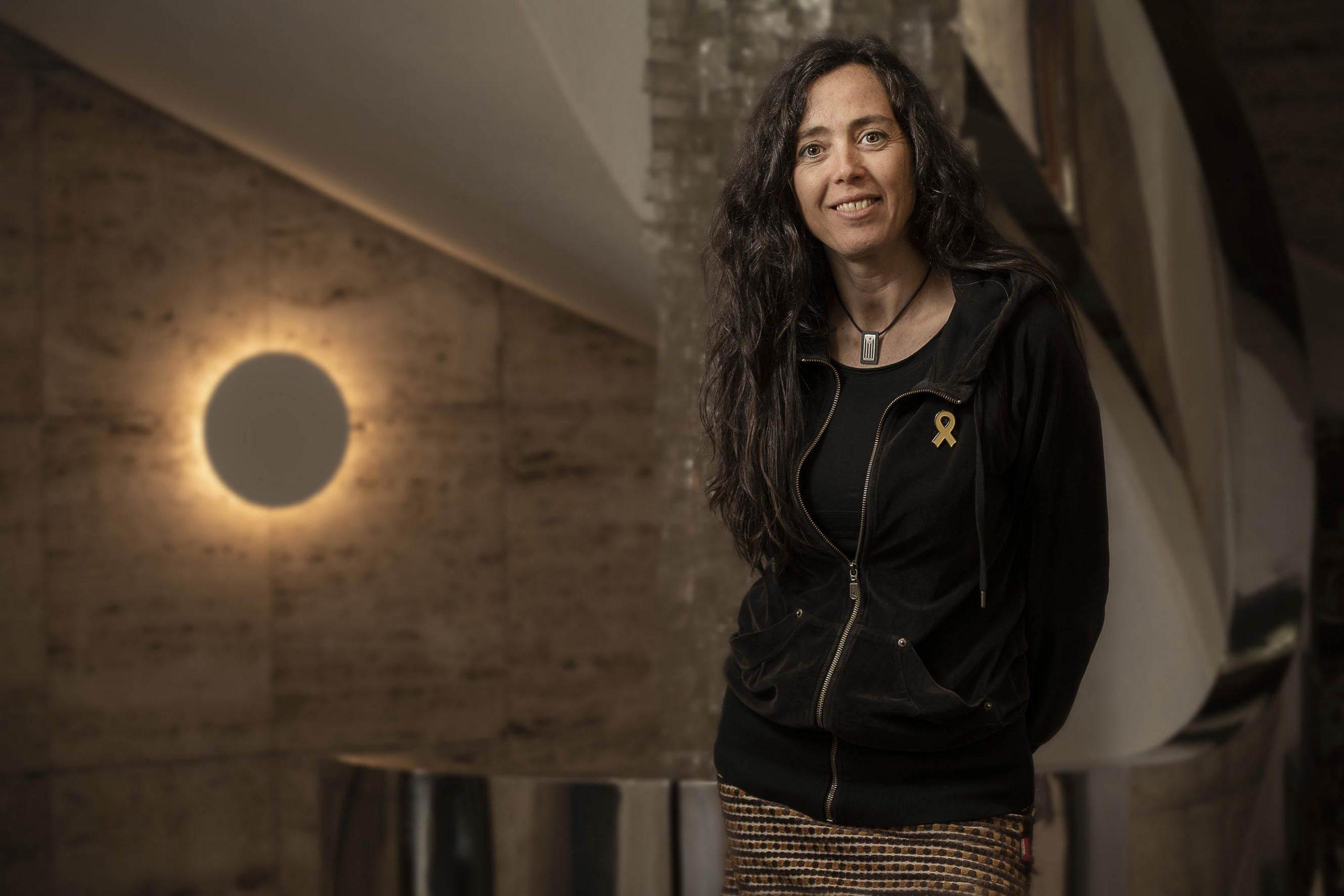 Mònica Roca, vicepresidenta primera de la Cambra de Comerç de Barcelona, en una imatge recent / Jordi Play