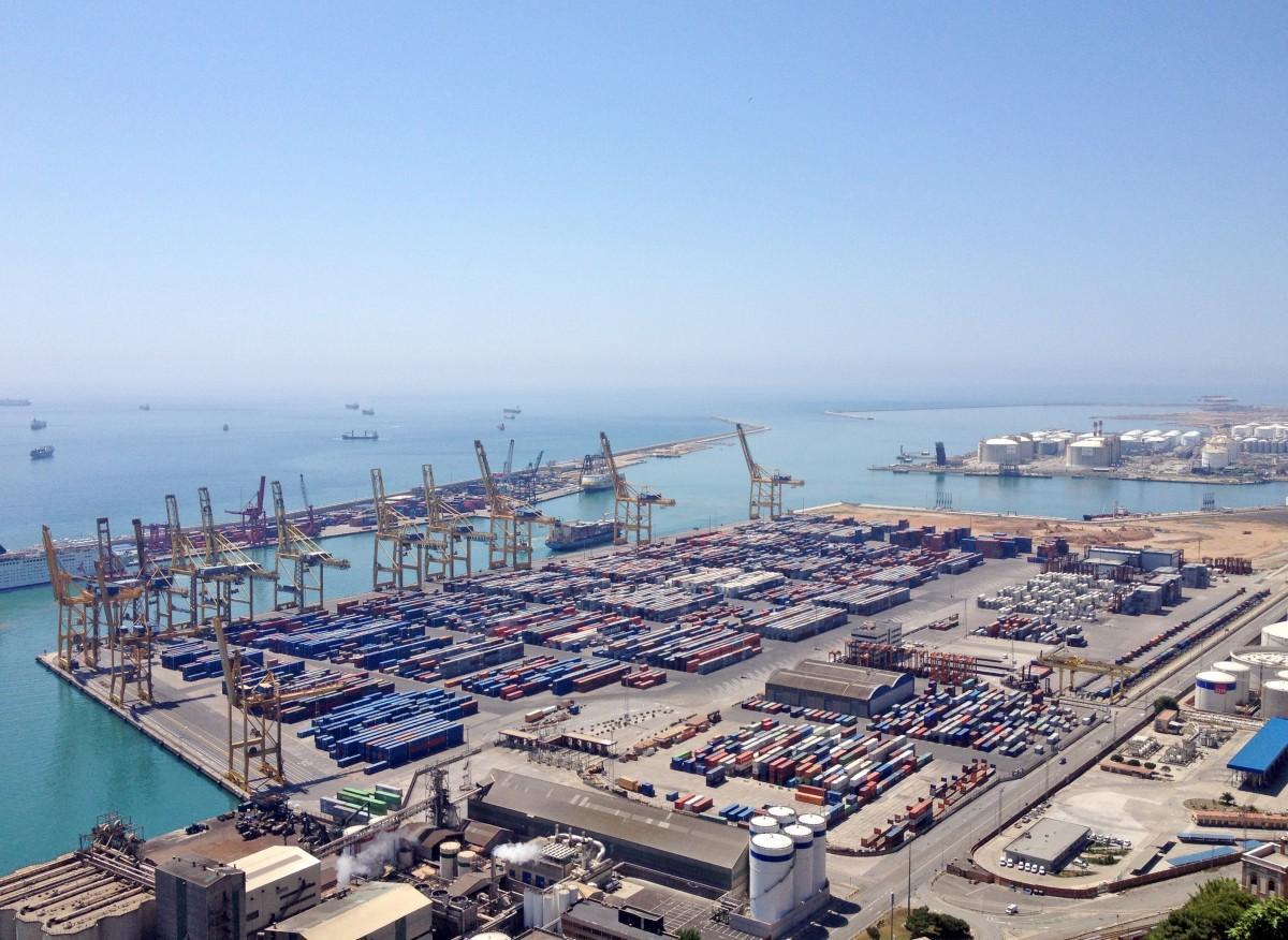 Port de Barcelona | pxhere