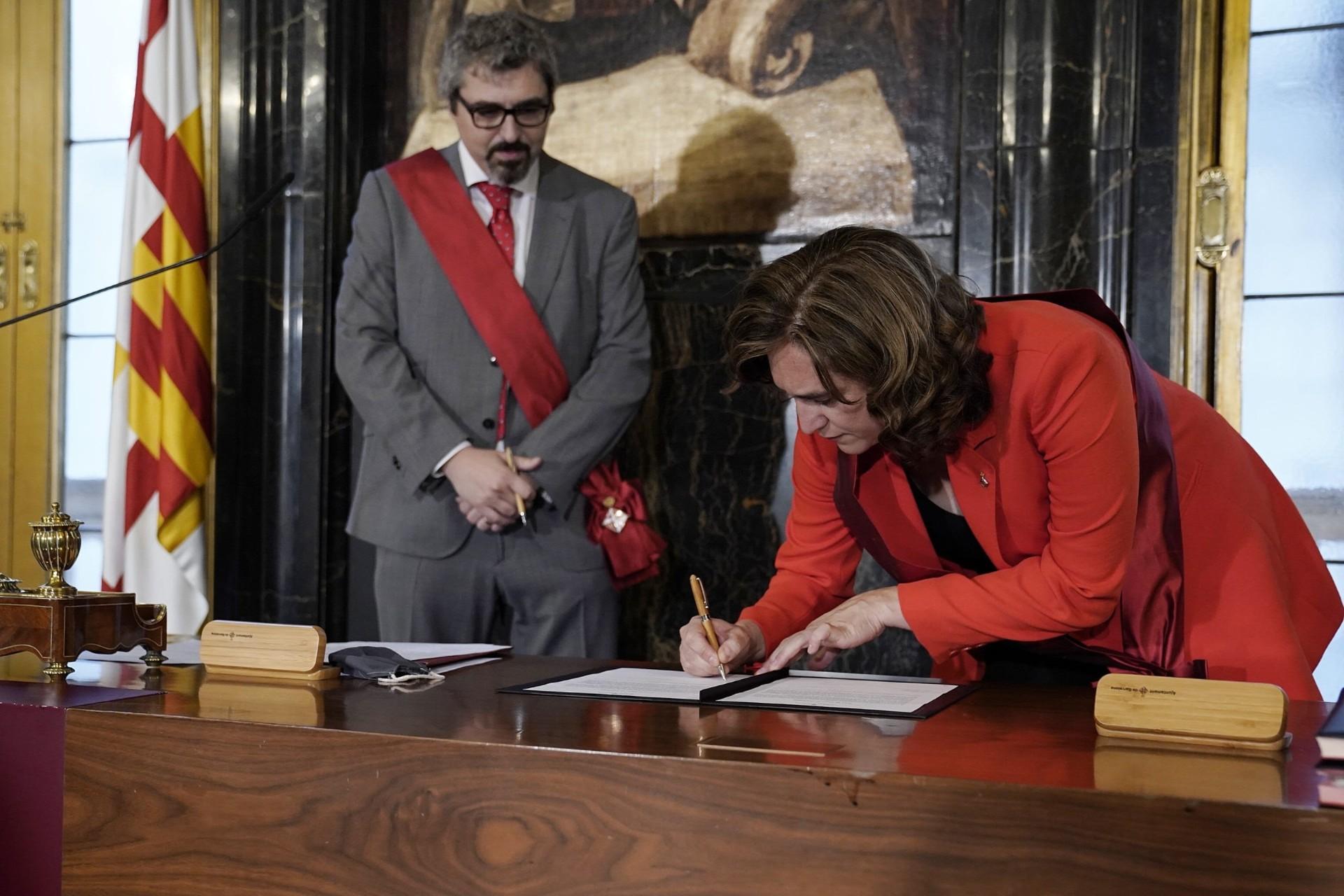 Joan Ramon Riera, nou regidor socialista a l'Ajuntament de Barcelona / Ajuntament