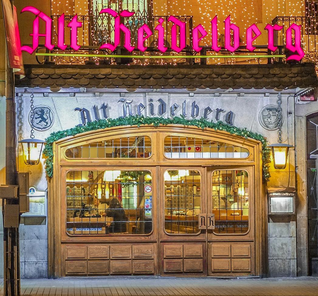 La cerveseria Alt Heidelberg tanca per la pandèmia / Alt Heidelberg
