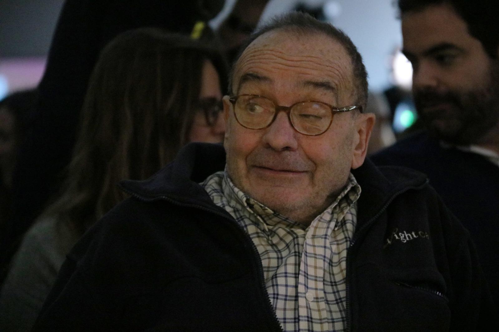 El pare Manel, en una imatge d'arxiu / ACN
