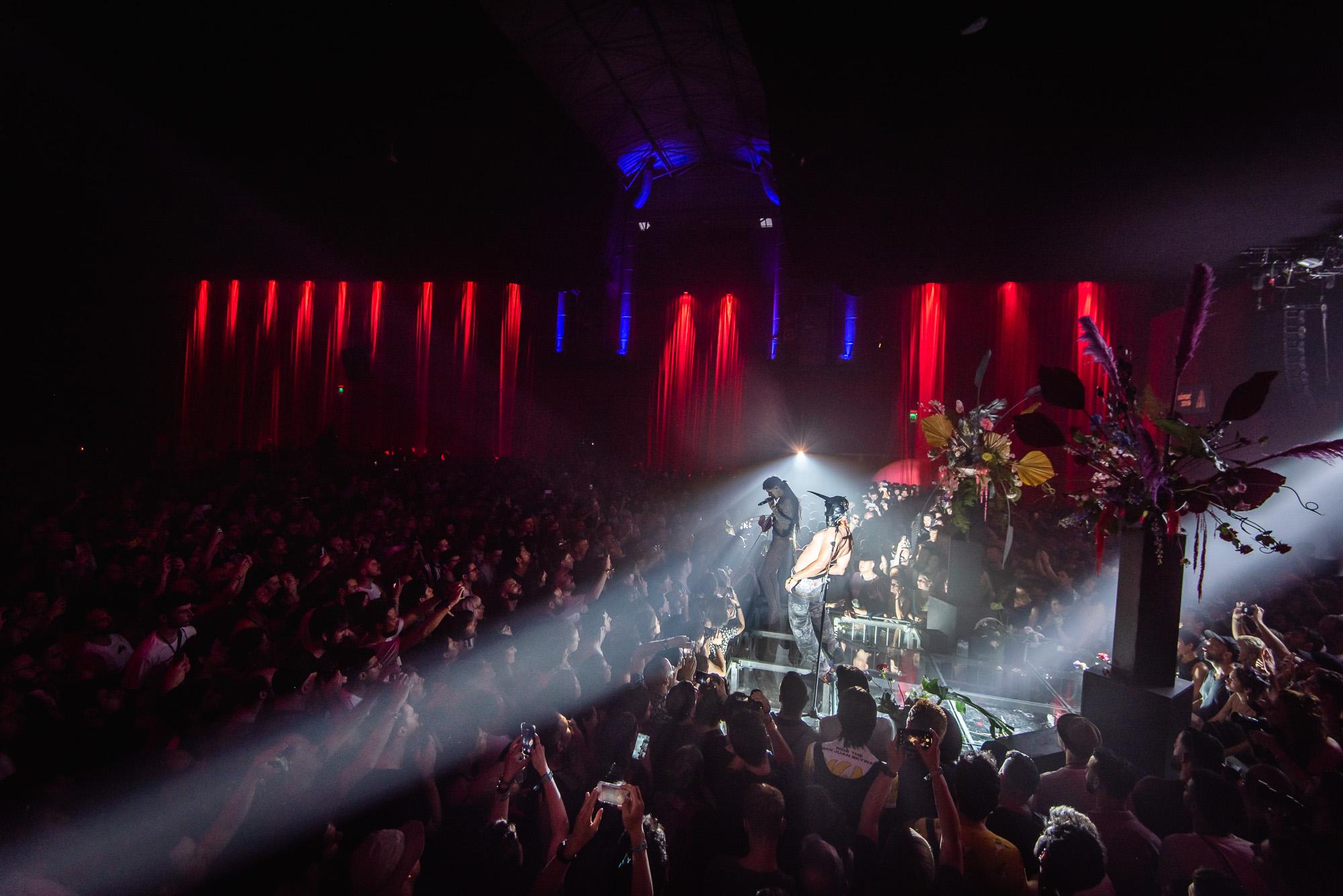Actuació d'Arca en l'edició del Sónar de l'any passat / ACN