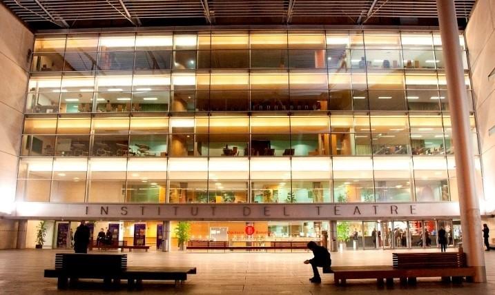 Façana de l'Institut del Teatre, a Barcelona / Europa Press