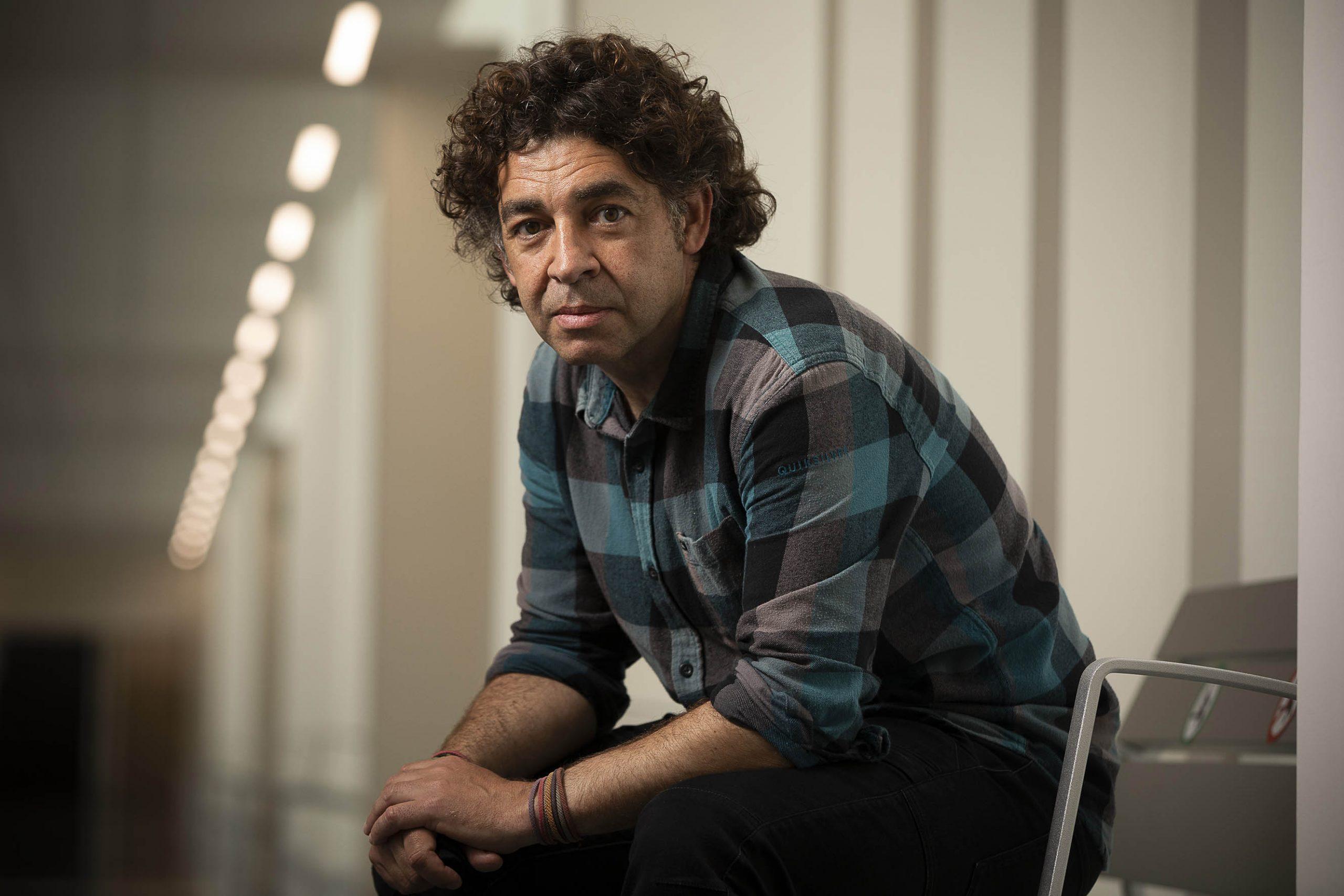 El candidat a la Sindicatura de Greuges de Barcelona més votat, David Bondia / Jordi Play
