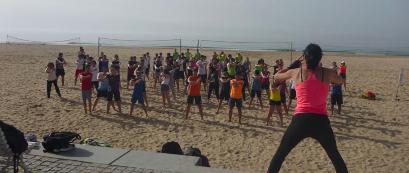 L'Ajuntament vol prohibir l'esport dirigit en platges i parcs