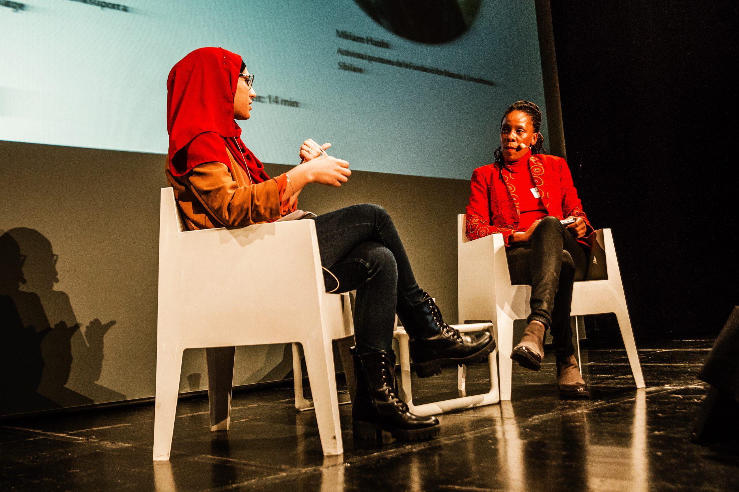Una conferència de la Biennal Ciutat i Ciència / ICUB / ACN