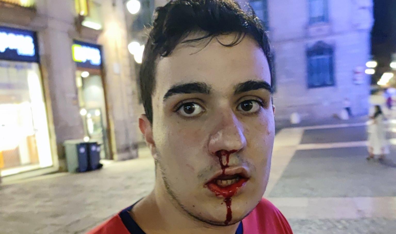 Les víctimes asseguren que els agressors eren