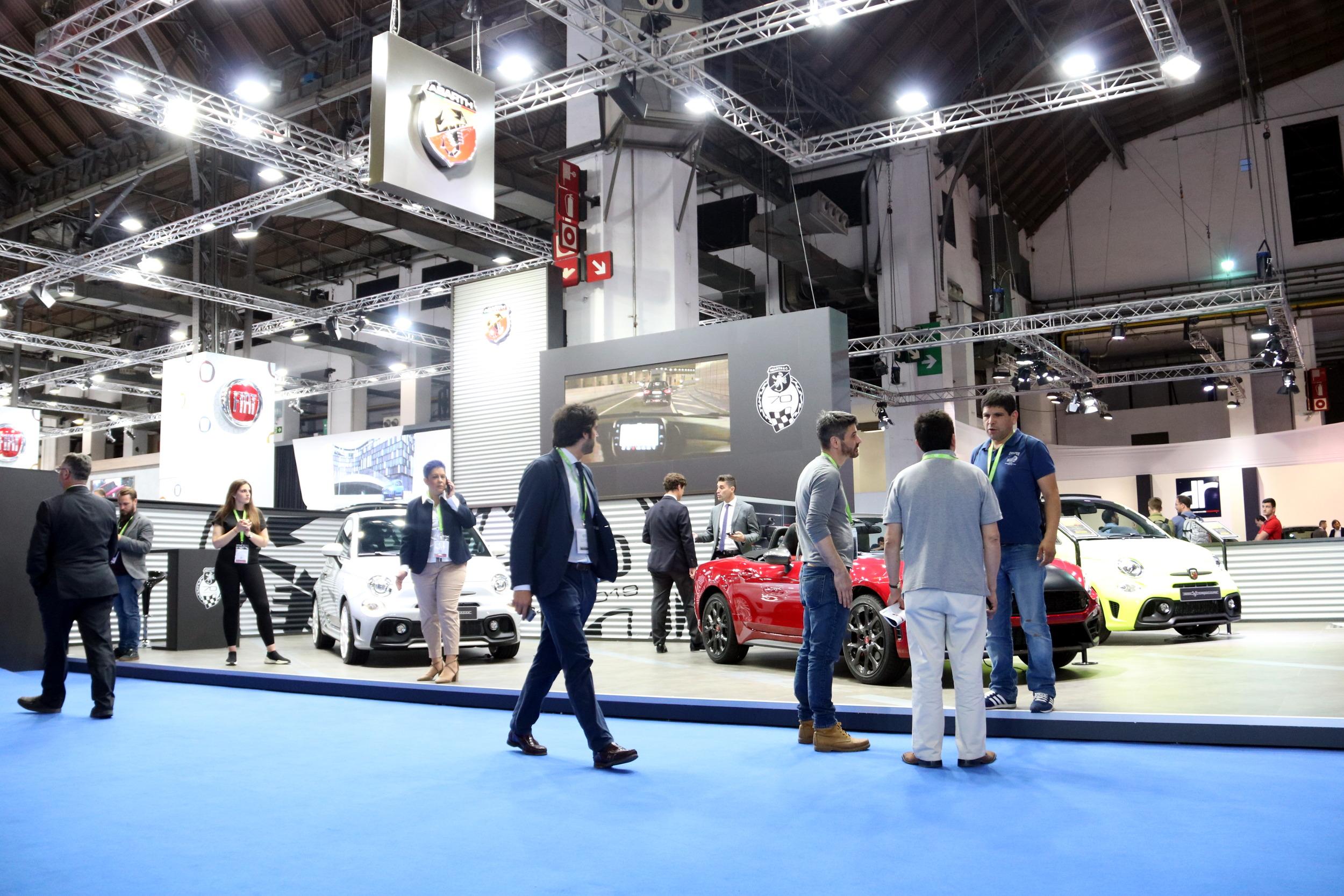 El saló Automobile Barcelona, a punt per arrencar ACN